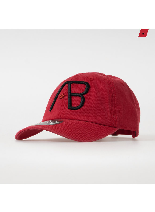 AB Lifestyle - Junior Cap  Red