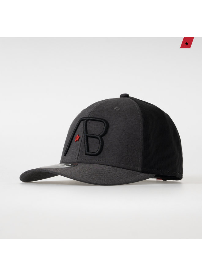 AB Lifestyle - Stretch Trucker Cap Grey