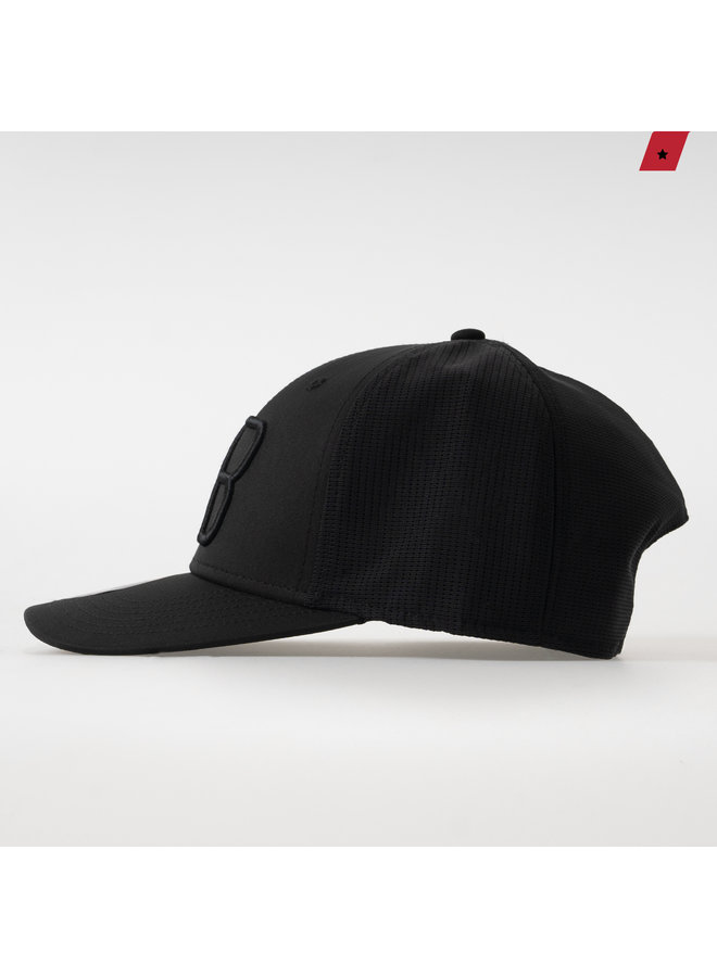 AB Lifestyle - Stretch Trucker Cap Phantom Black