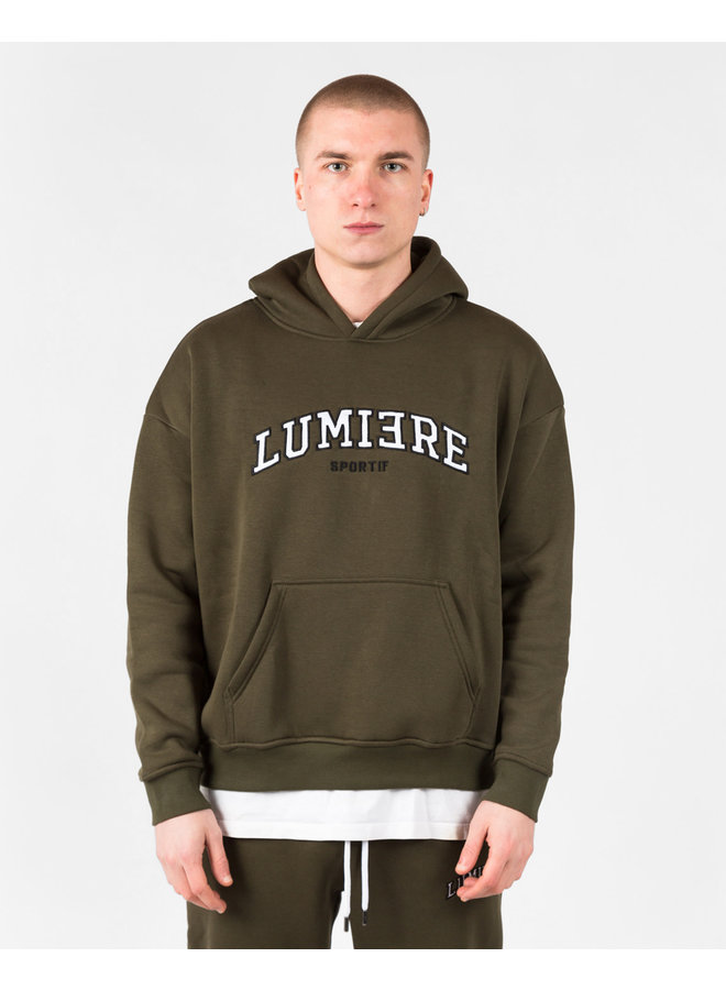 Lumi3re - Sportif Army Green