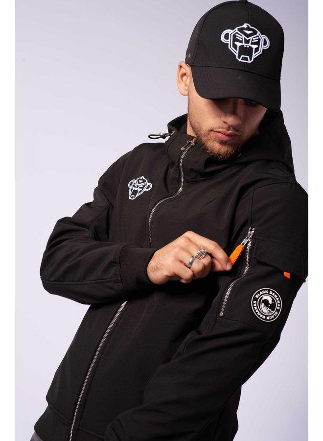 Black Bananas - Seatle Softshell Jacket Black