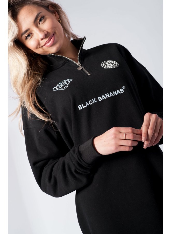Black Bananas Women - Malibu Sweater Dress Black