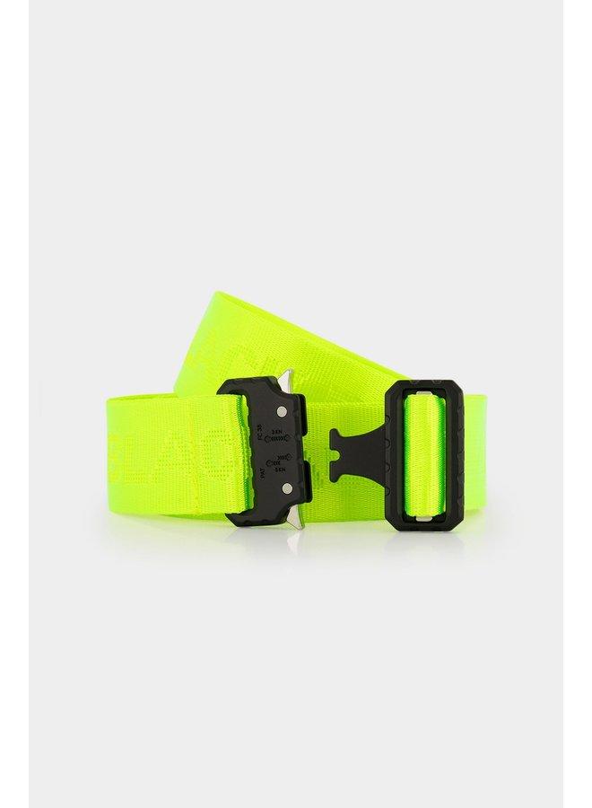 Black Bananas Women - Clip Belt Neon Yellow