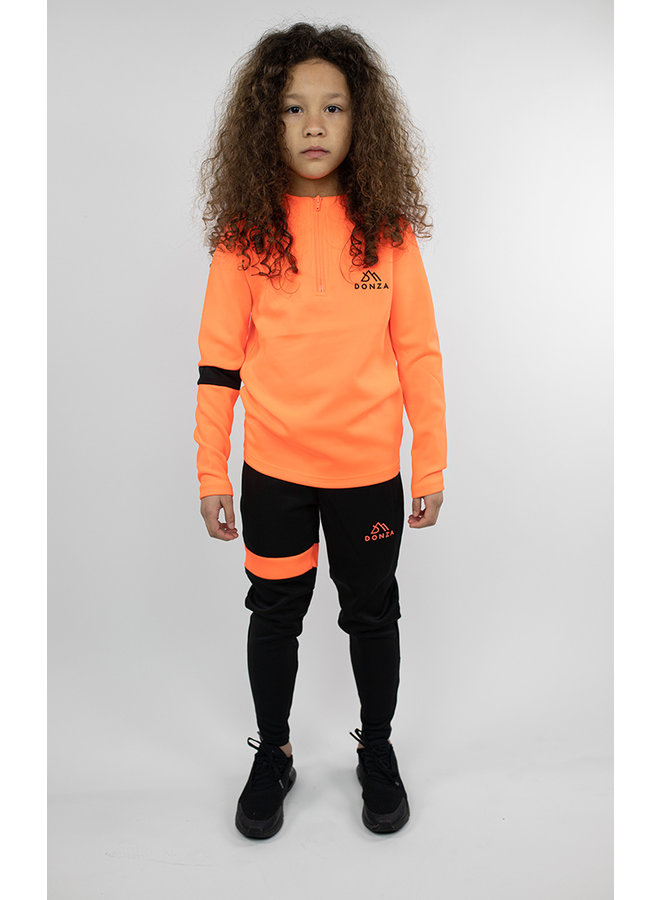 Donza Kids - Polyester Suit Peach Black