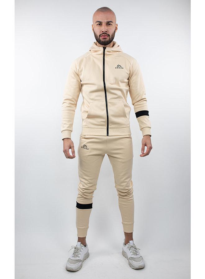 Donza - Jogging Suit Creme