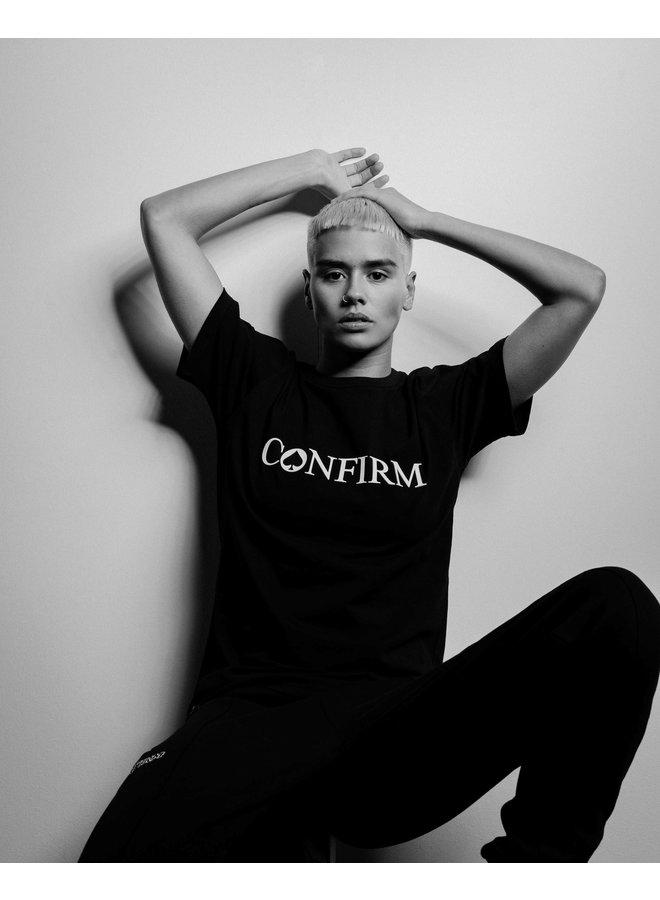 Confirm - Brand T-Shirt 3D Black