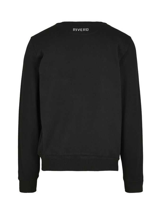 Rivero - Heartbreaker Crewneck Black