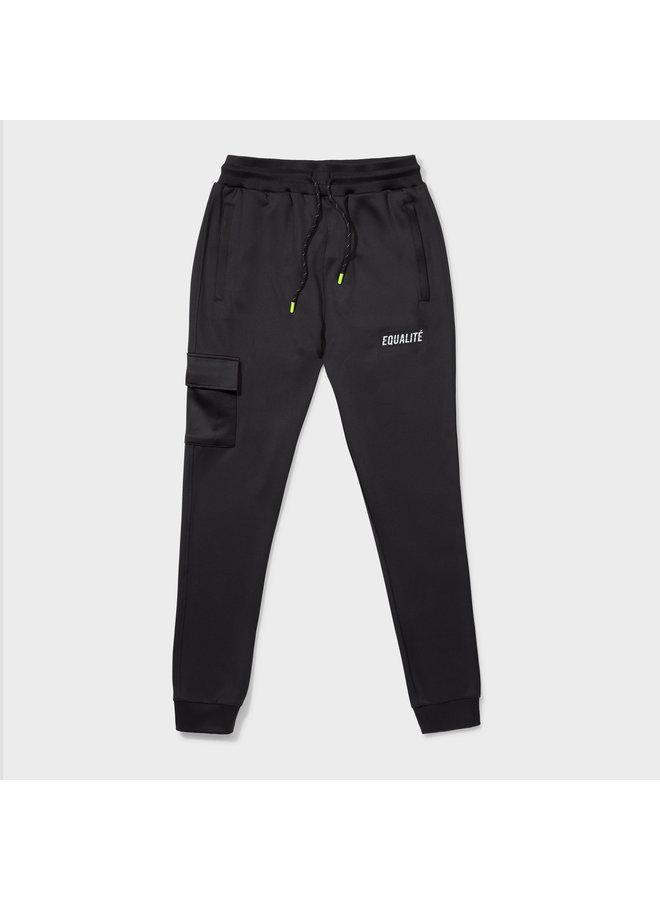 Equalite - Future Trackpants Black