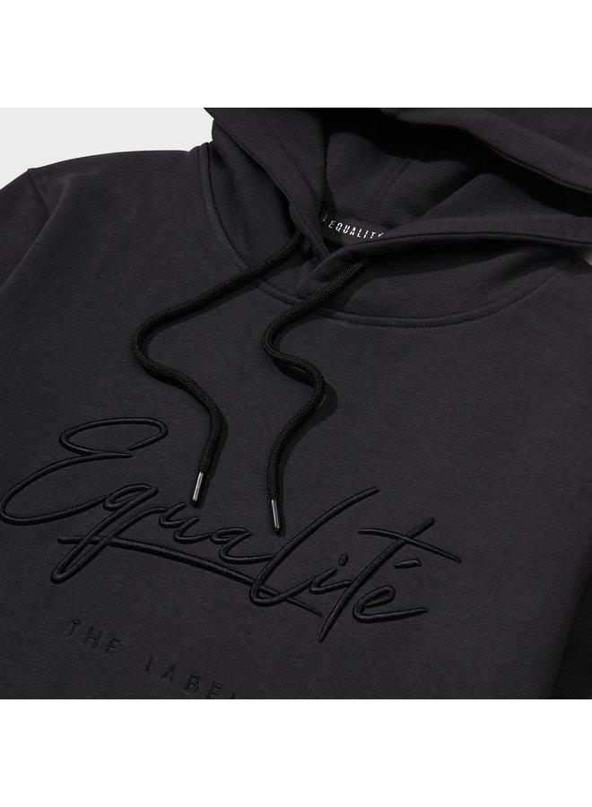 Equalite - Wafi Signature Tracksuit Antra Black
