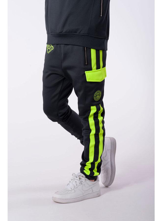 Black Bananas - Jr. Anorak Match Trackpants Grey