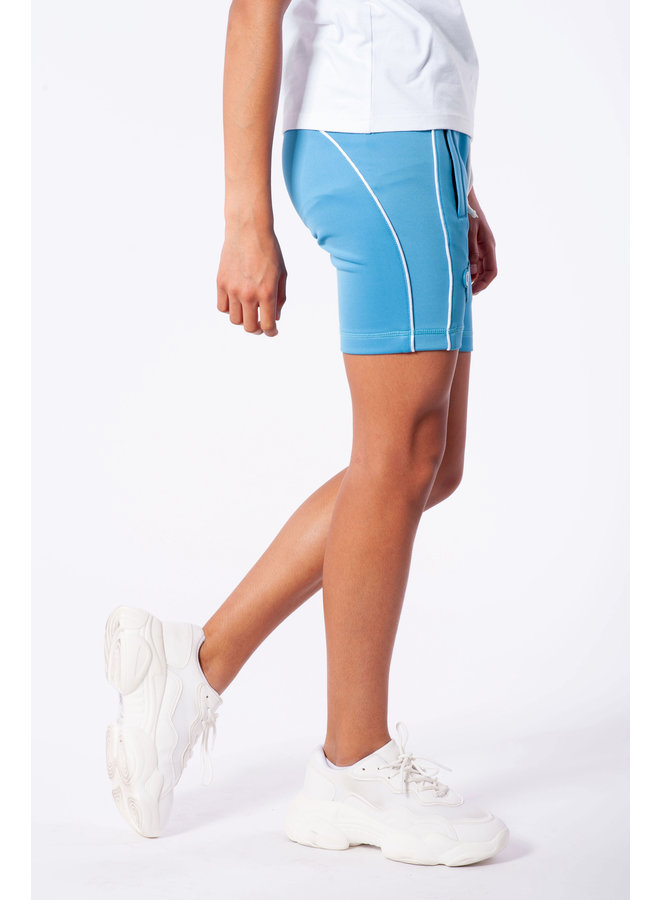 Black Bananas - Jr. Girls Piping Short Blue