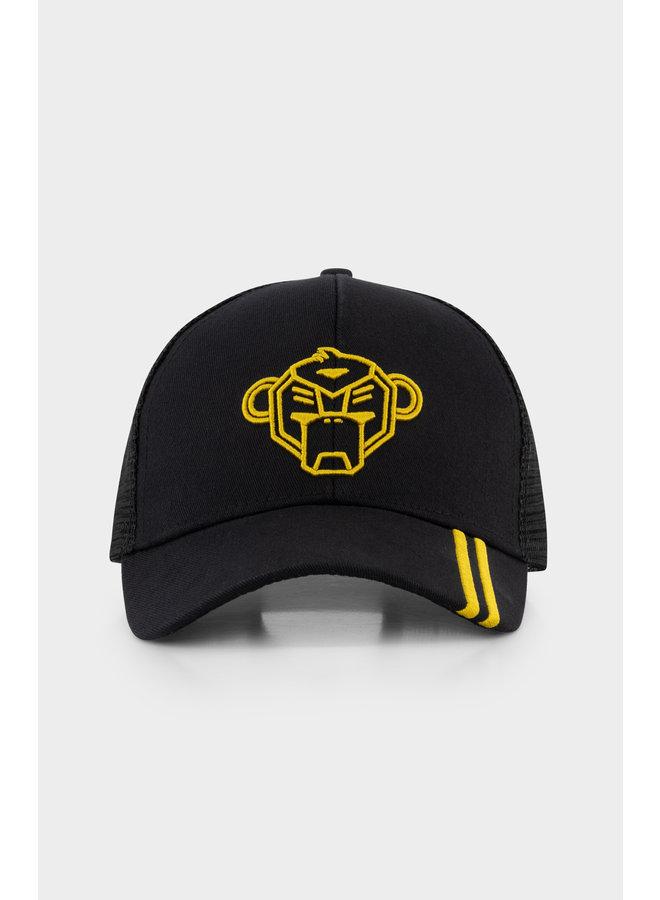 Black Bananas - Jr. Unity Truckercap Yellow