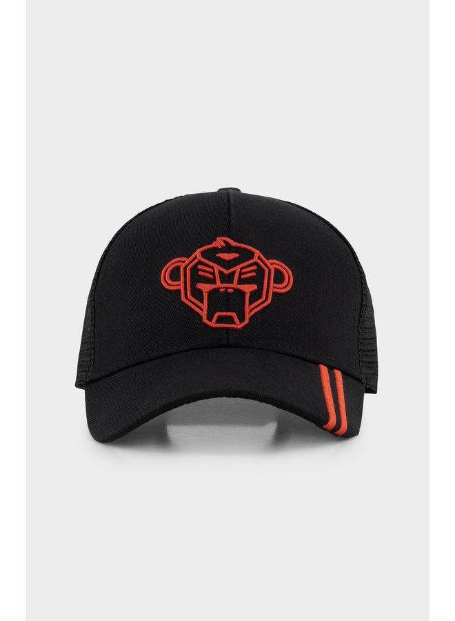 Black Bananas - Jr. Unity Truckercap Red