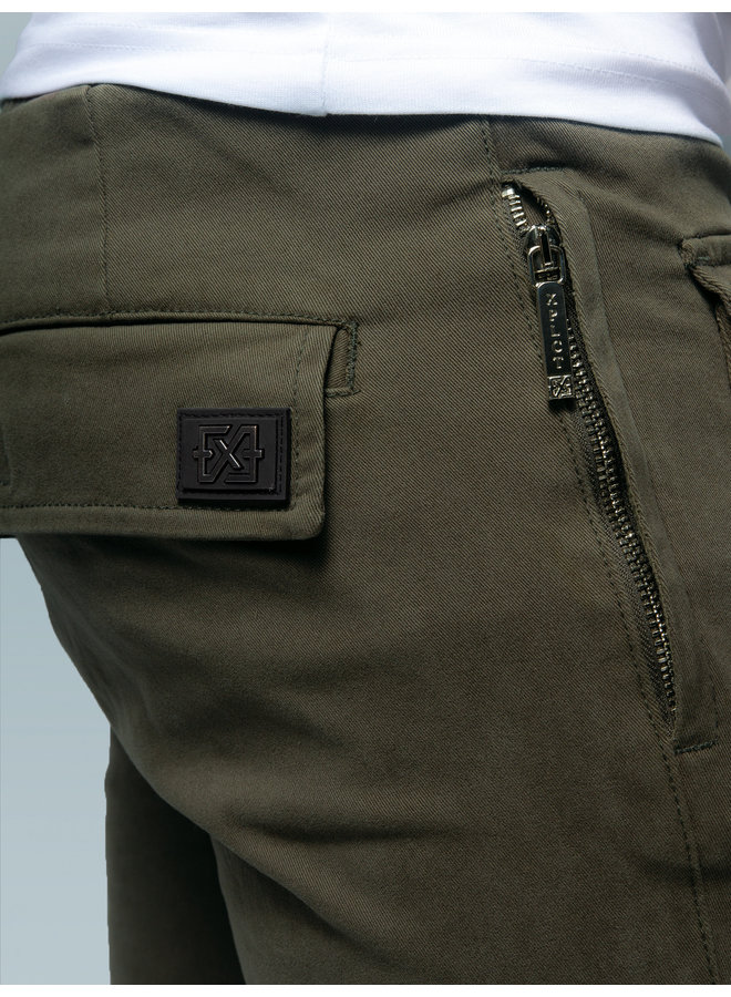 XPLCT STUDIOS  - YOUTH PANTS - ARMY