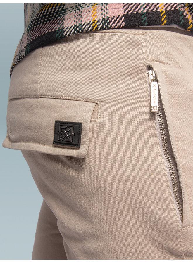 XPLCT STUDIOS YOUTH PANTS - BEIGE