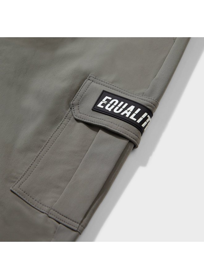 EQUALITE - CARGO PANTS - OLIVE
