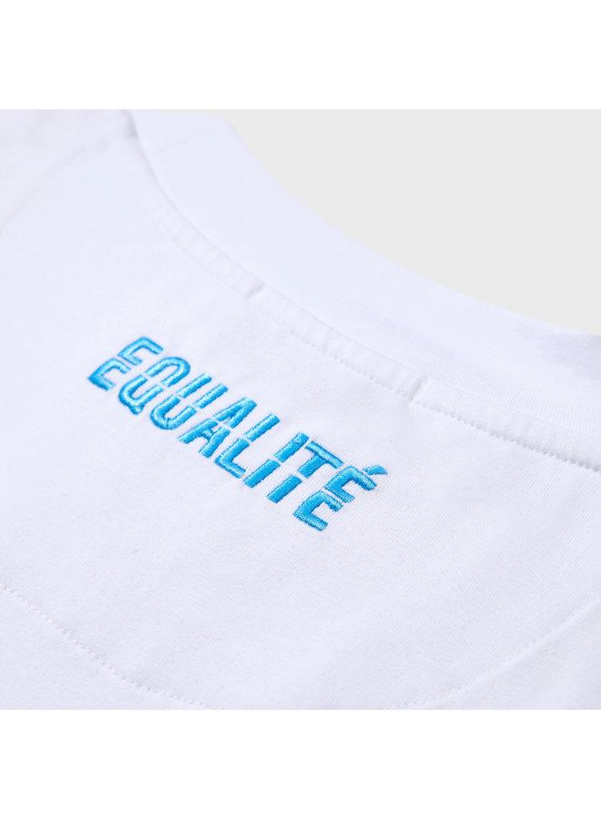 EQUALITE - DEMIR CARBON TEE - WHITE