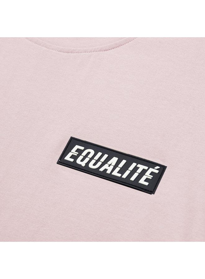 EQUALITE - TRAVIS TEE - PINK
