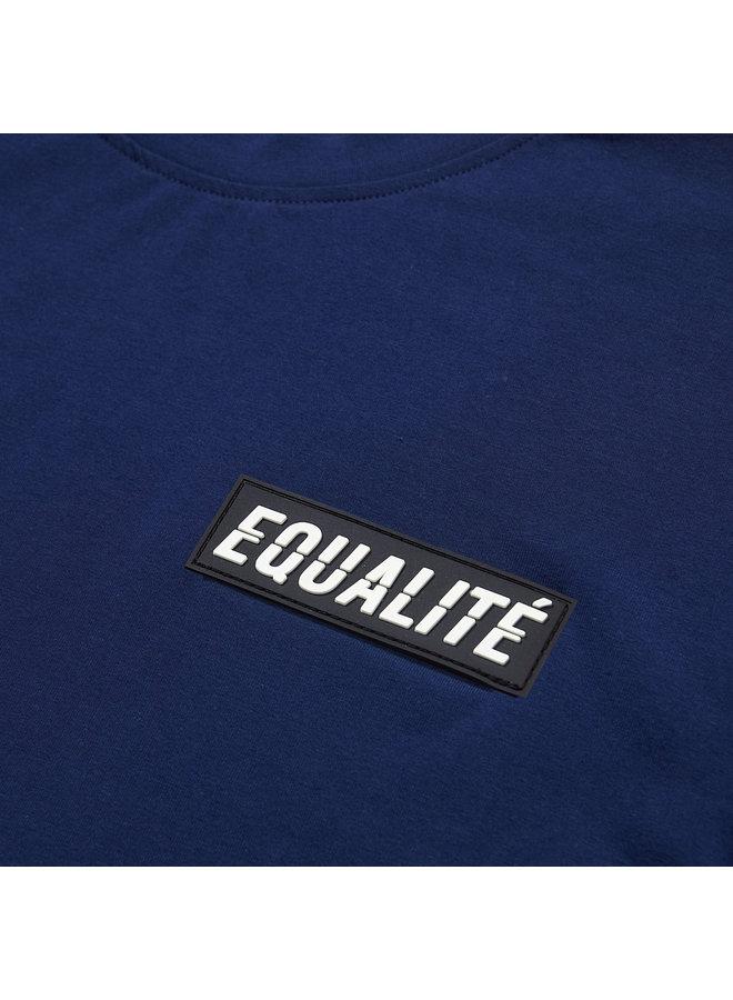 EQUALITE - TRAVIS TEE - NAVY