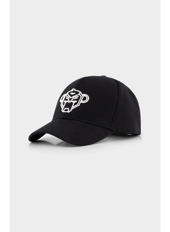 BLACK BANANAS - JR. BELT BASIC CAP BLACK