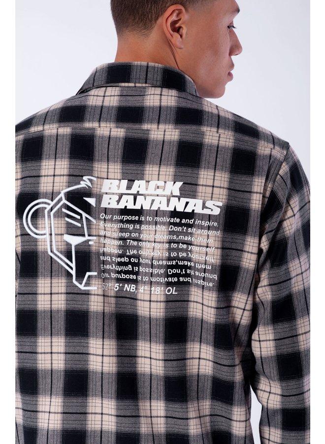 BLACK BANANAS - DETROIT FLANEL