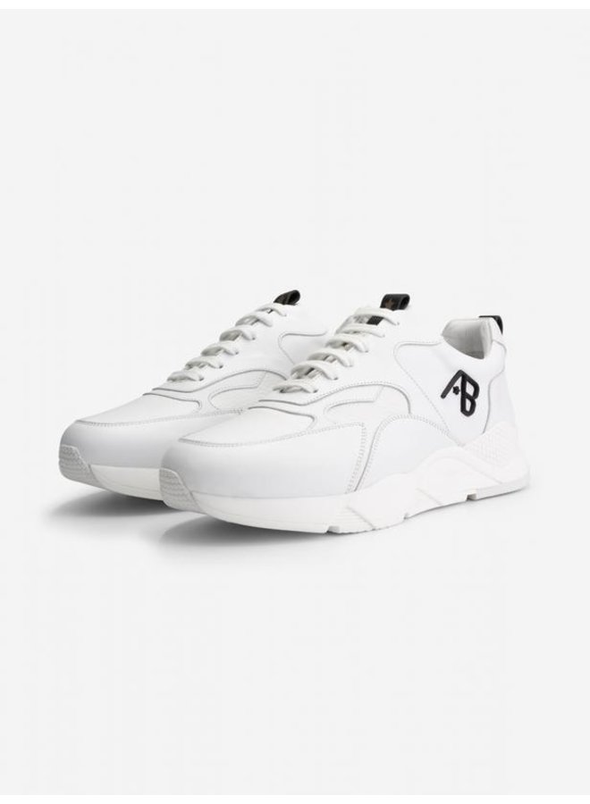 AB LIFESTYLE - RUNNERS WHITE