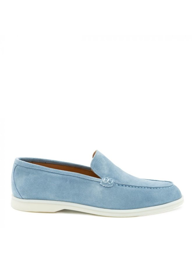HON - LOAFERS SUEDE JEANS LOW