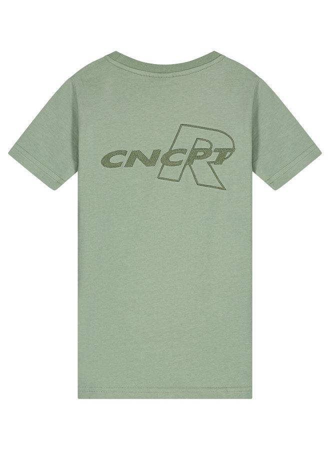 CONCEPT R KIDS - CNCPTR TEE GREEN