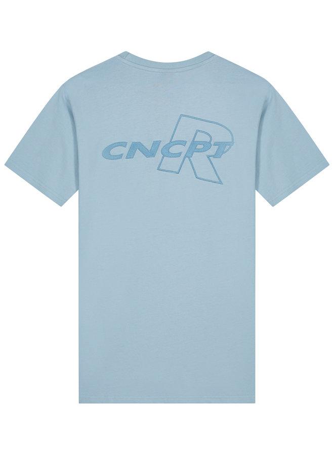CONCEPT R KIDS - CNCPTR TEE SKY BLUE