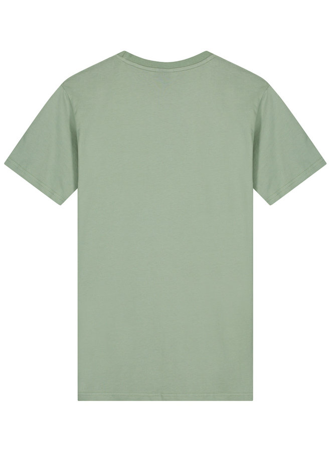 CONCEPT R - ESSENTIAL TEE GREEN