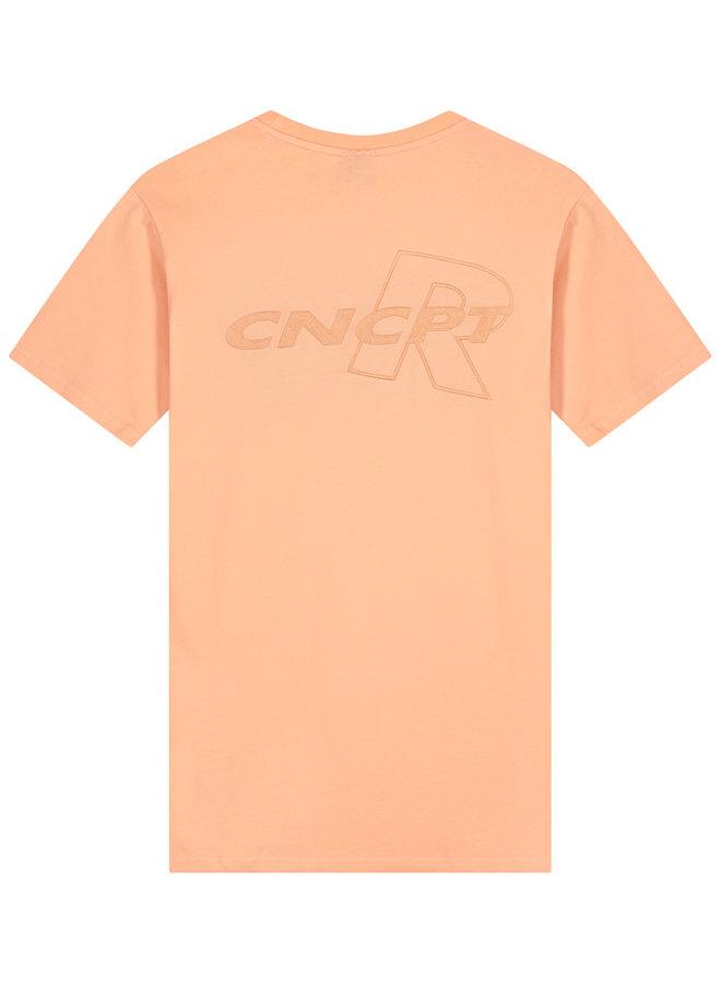 CONCEPT R - CNCPTR TEE ORANGE