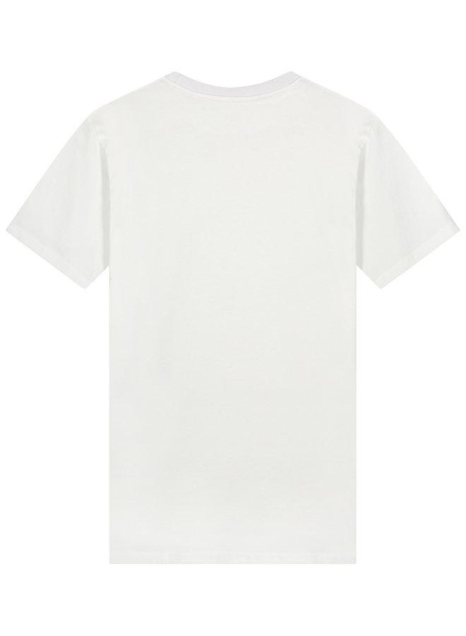 CONCEPT R - ESSENTIAL TEE  WHITE