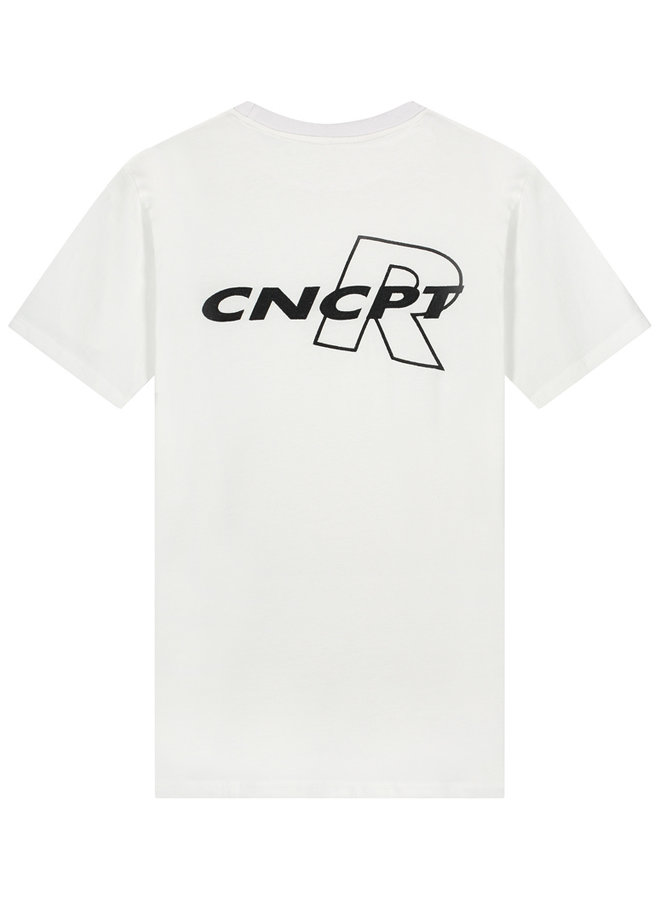 CONCEPT R - CNCPTR TEE WHITE