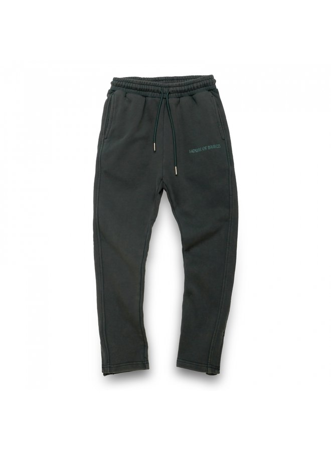 HOUSE OF BASICZ - THE JOGGER SLPIT SEA GREEN
