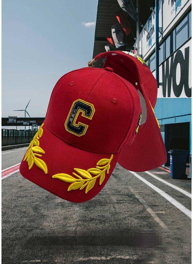 CELESTO -  VICTORY CAP RED