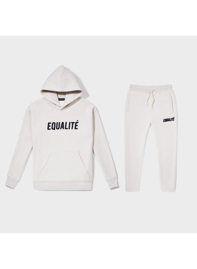 EQUALITE - HARIS TRACKSUIT BEIGE