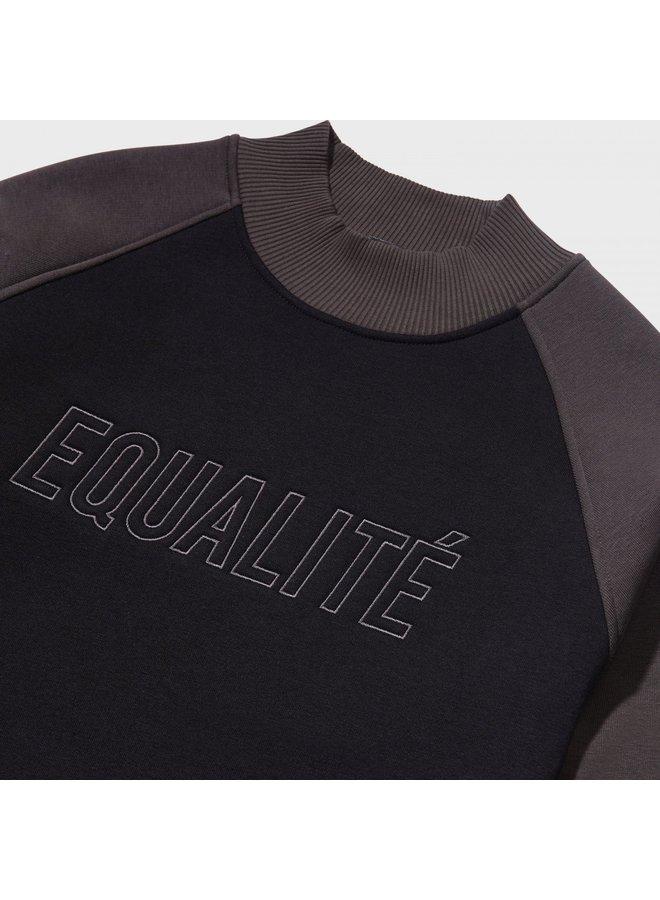EQUALITE - DALI TRACKSUIT BLACK/ANTRA
