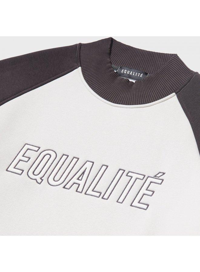 EQUALITE - DALI TRACKSUIT BEIGE/ANTRA