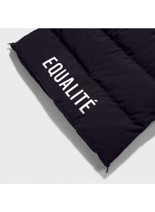 EQUALITE - RUE PARKA BLACK