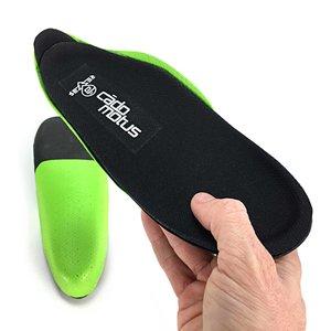 Cádomotus Resizer sportzooltjes voor schaats-, skeeler-, fiets- of skischoenen | 3 schoenmaten in 1 | inlegzolen voor kinderen