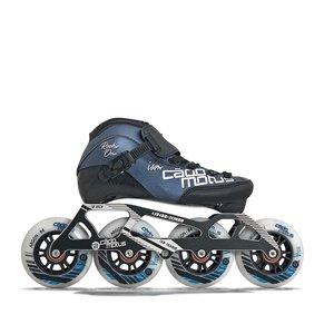 Cádomotus Rookie One Kids Inline Skate 4x84 | 3x90 race setup | sizes 31,32 or 33