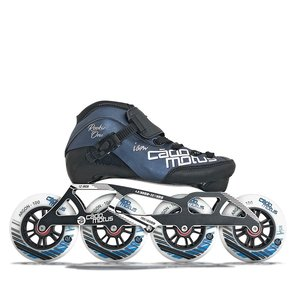 Cádomotus Rookie One Kids Inline Skate 4x100 | 3x110 race setup | sizes 37 to 42