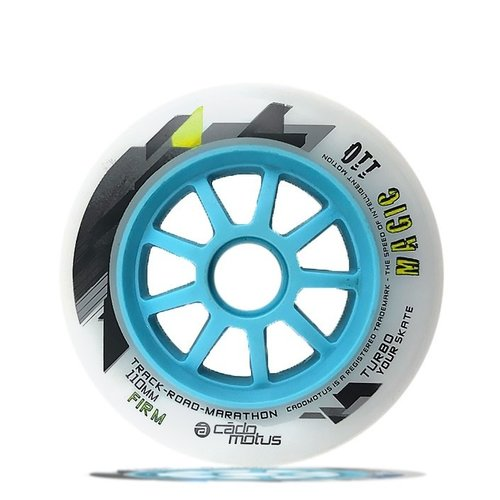 Cádomotus Magic 110 inline skate wheel