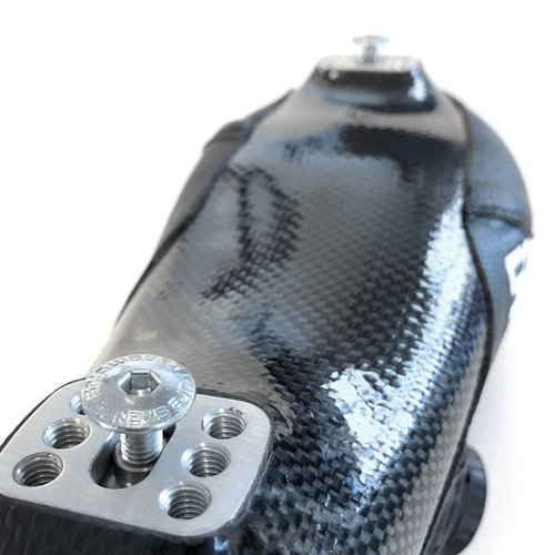 Cádomotus Ci1 inline skate boot | 100% Carbon