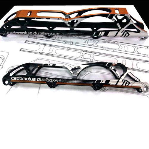 Cádomotus DualBox®5 4x100 inline frame