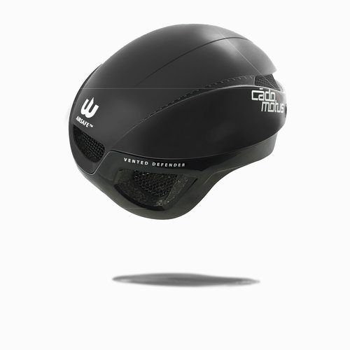 Cádomotus Omega Aero helmet for speedskating and cycling - Black