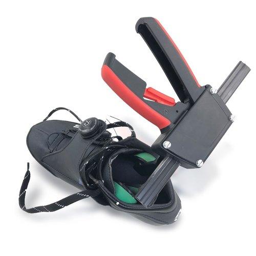 Cádomotus Gun-tool for boot molding