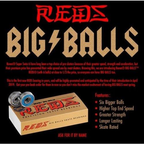 Bones Bones Big Balls REDS 16-pk
