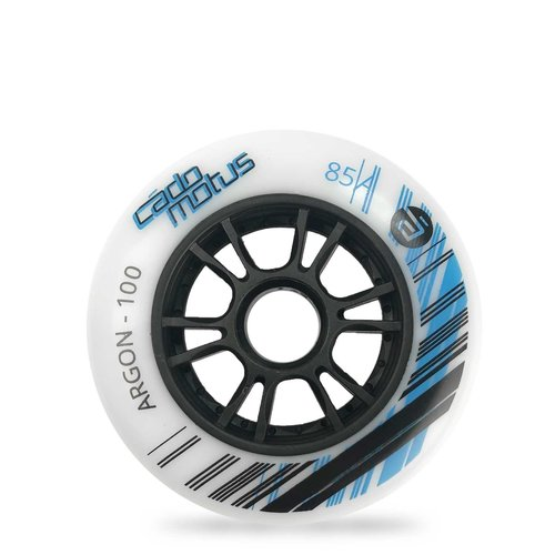 Cádomotus Argon inline wheel for kids and cadets