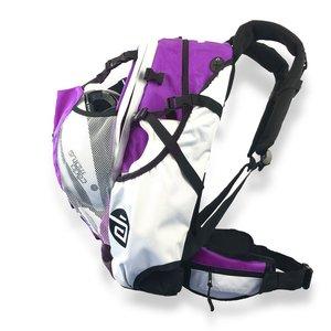 Cádomotus Airflow Rucksack | Sporttasche zum Radfahren und Skaten - violet
